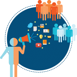 Our team of highly professional internet marketers provide influencer seeding services, ensuring positive and quality promotion of your brand online.